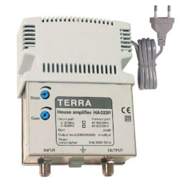 TERRA HA-023 R 65 visszirányú antenna erösítő