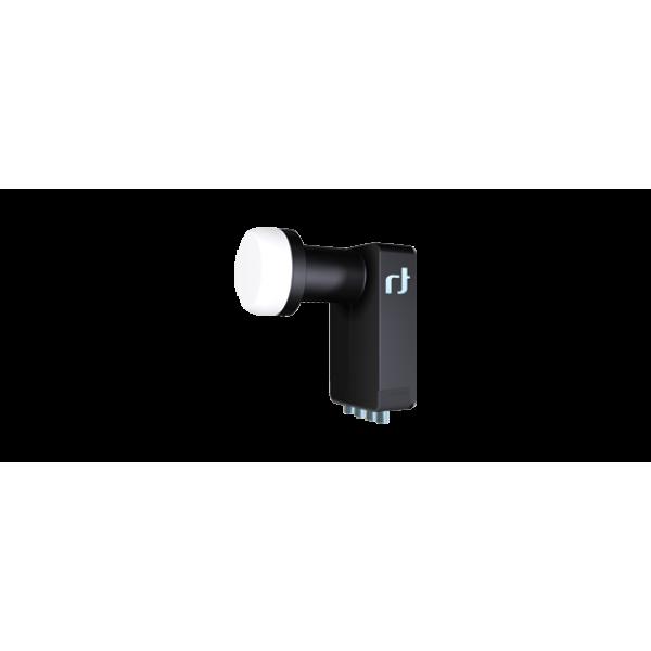 Inverto quad Ultra Black műholdvevő fej