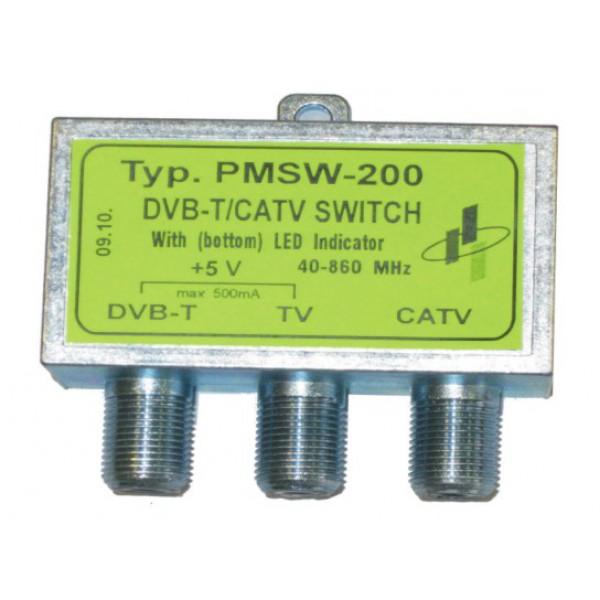 PMSW 200 DVB-T/CATV switch