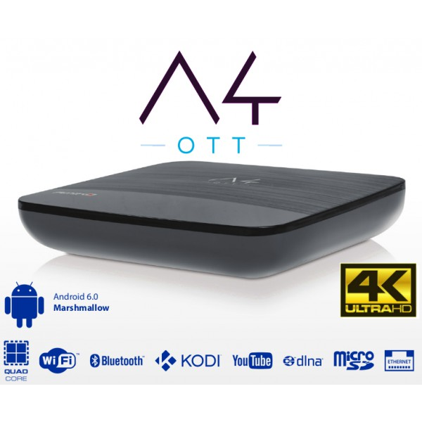 Amiko A4 OTT android mediaplayer