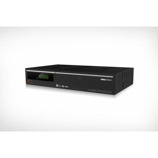 Alma S 2300 HDTV földi és műholdas vevő USb,PVR, Ethernet, Conax