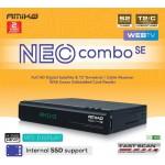 Amiko Neo Combo SE műholdas földi és kábeles set-top box