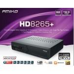 Amiko Hd 8265+ combo földi, műholdas és kábel tv vevő
