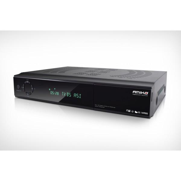 Amiko 8330 CXE HDTv vevő, usb, pvr, conax kártyaolvasó, ethernet