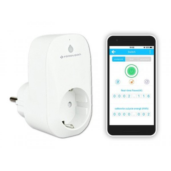 Ferguson Smart Home Wifi konnektor
