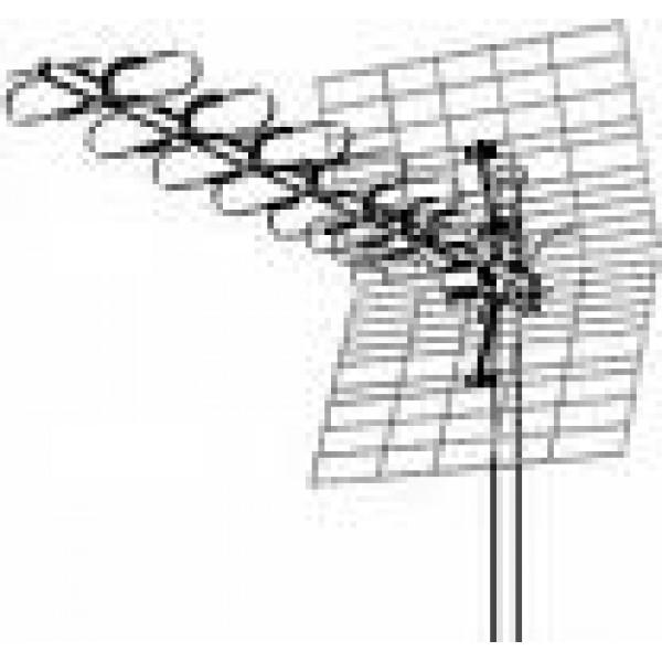 Hirschmann szélessávú UHF antenna Fesa 815 21-69
