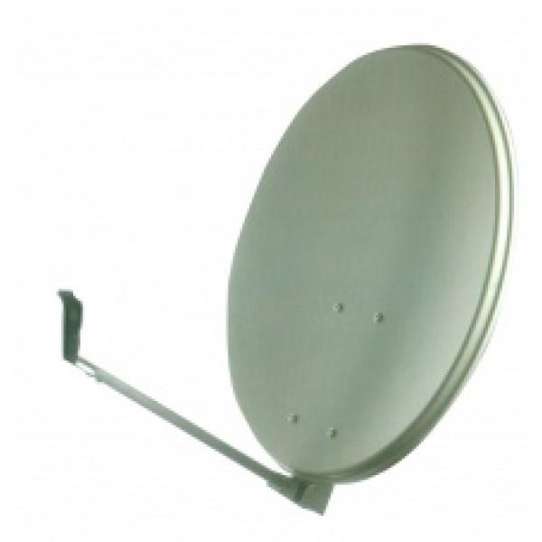 Gibertini 80 cm-es acél parabola antenna