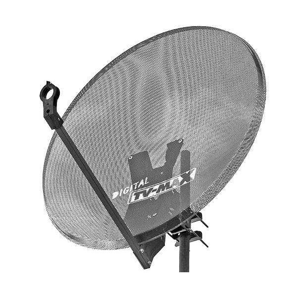hálós parabola Digital Tv-Max 60-cm-es