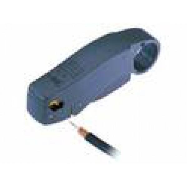 kábel blankoló RG 59 és RG 6 -os kábelekhez