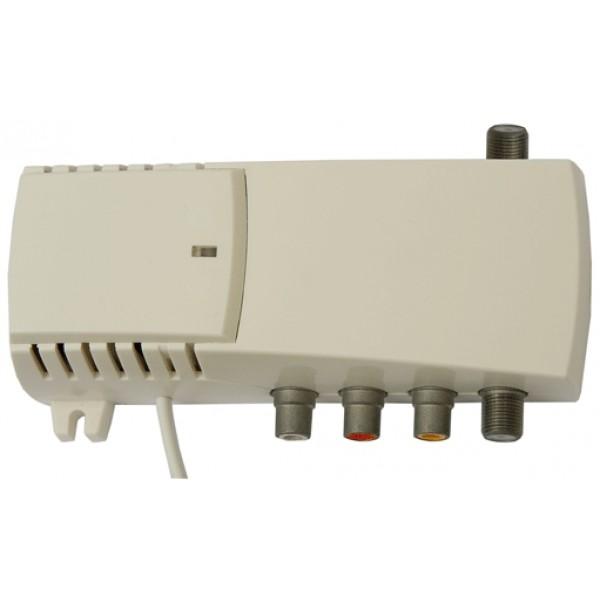 Sztereó A2 modulátor VHF és UHF csatonákra MT57 DSB