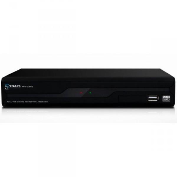 Synaps THD-2850 földi digitális DVB-T vevő és médiaplayer