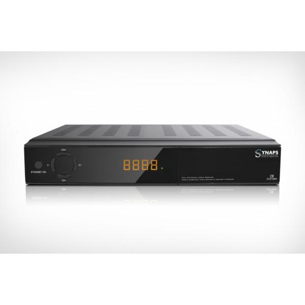 Synaps CHD-3100 CICX PVR HDTV digitális kábel dvb-c vevő