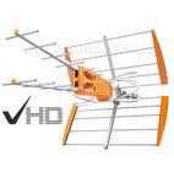 Televes V HD Digital antenna digitális és analog vételhez